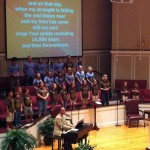 children & youth choir